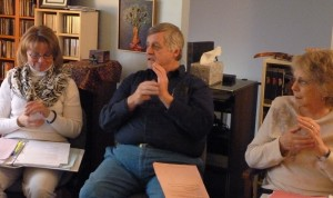 Learning EFT in an intimate setting