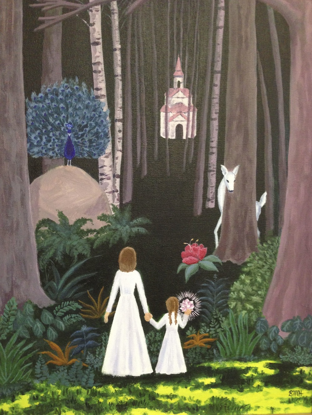 Inner Child Journey by Betty Moore-Hafter